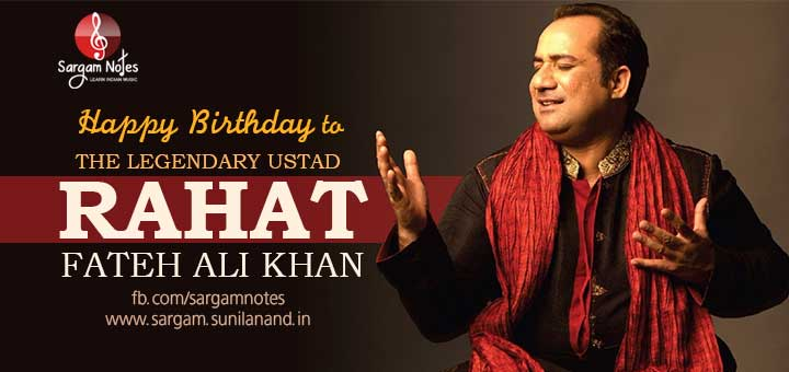 rahat fateh ali khan essay A recent realization has dawned on me that a dedication to someone like nusrat fateh ali khan and my story photo essays poetry rahat fateh ali khan.